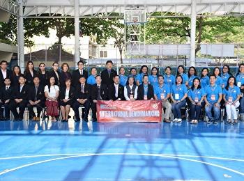 โรงเรียนสาธิตฯ ต้อนรับคณะศึกษาดูงานจากสถาบันการศึกษาจากประเทศฟิลิปปินส์