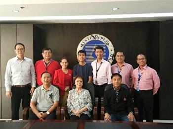 Satit Suan Sunandha School Director, Vice Director and Teachers went to visit Systems Plus College Foundation, Philippines