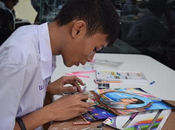 โครงการประกวดเรียงความ และประกวดวาดภาพชิงทุนการศึกษา