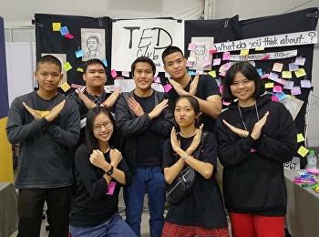 """นักเรียนชมรม TEDClub โดย TEDxBangkok ร่วม Workshop ในงาน """"ฟูมฟัก ฝัน เฟส 2018"""""""