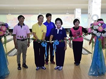 Suan Sunandha Demonstration Alumni Association organizes charity bowling