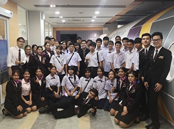 Students visit International College, Suan Sunandha Rajabhat University, Nakhon Pathom