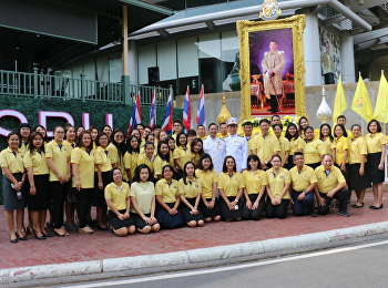 Felicitations on the Occasion of the Coronation of of King Rama X