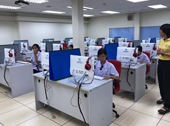 M.1 English Proficiency Test SSRU-TEP