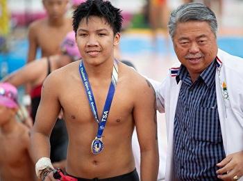 ขอแสดงความยินดีแก่นักเรียนเข้าร่วมแข่งขันว่ายน้ำมาราธอนประเทศไทย ซีรี่ส์ที่ 2 ประจำปี 2562