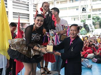 โรงเรียนสาธิตฯจัดการแข่งขันกีฬาจัตวาสามัคคี ประจำปีการศึกษา 2562