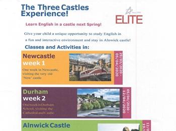 โครงการค่ายภาษาอังกฤษ ช่วงปิดภาคเรียน ประเทศอังกฤษ