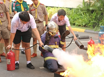 Fire training for students and school personnel 2020