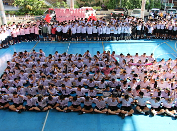 Farewell activity for the High School students