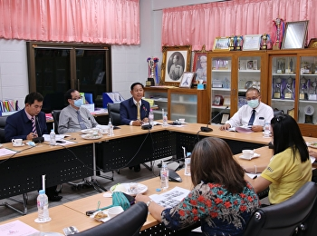 Meeting of the executive committee of the association of parents and teachers