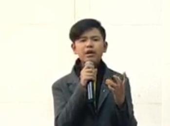 ขอแสดงความยินดีกับ ด.ช.ธนภัทร จำรัสฉาย น้องโมเดล ได้รับเหรียญทองการประกวดร้องเพลงสากลรายการ Hong Kong Youth performing artist 2021