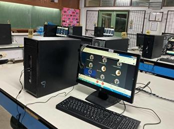 ได้เตรียมความพร้อมในการเรียนการสอนแบบในแบบคู่ขนาน เรียนทั้งในห้องเรียนและออนไลน์ไปพร้อมกัน